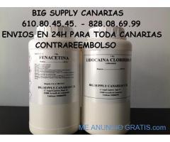 610804545 Cafeina Pura,Clorito de Sodio,Manitol,Acido Citrico