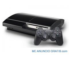 Playstation 3 de 80GB por 109€.